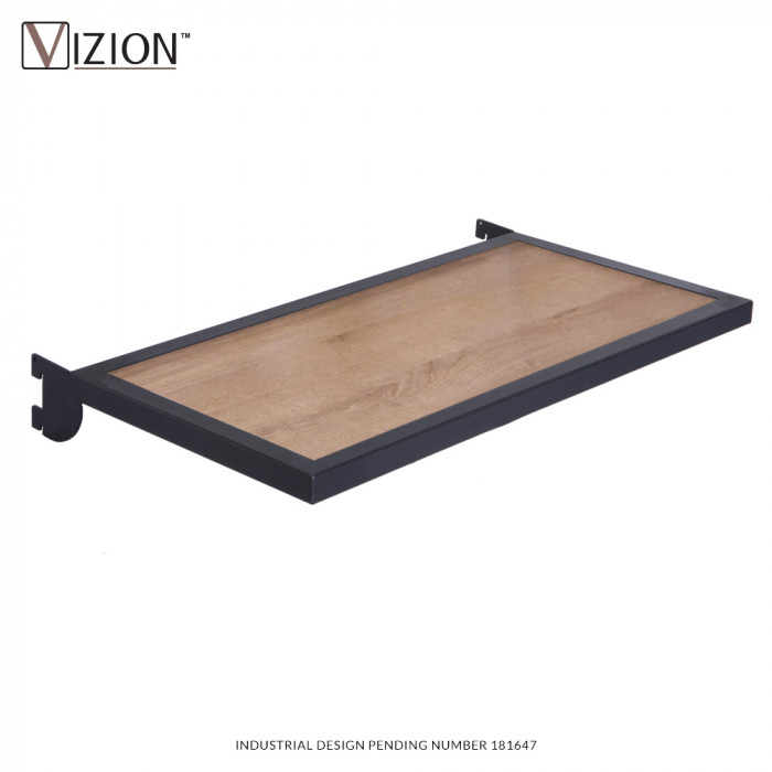 Shelf 24'',30'', 48'' Vizion