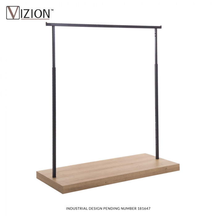 Ballet bar rack 48''  without wood
