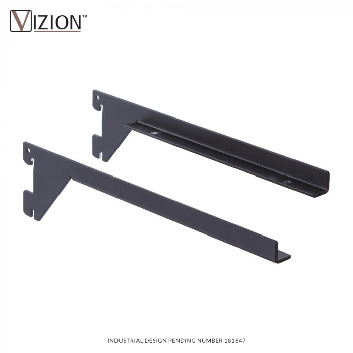 Shelf bracket 12 3/4'' Vizion