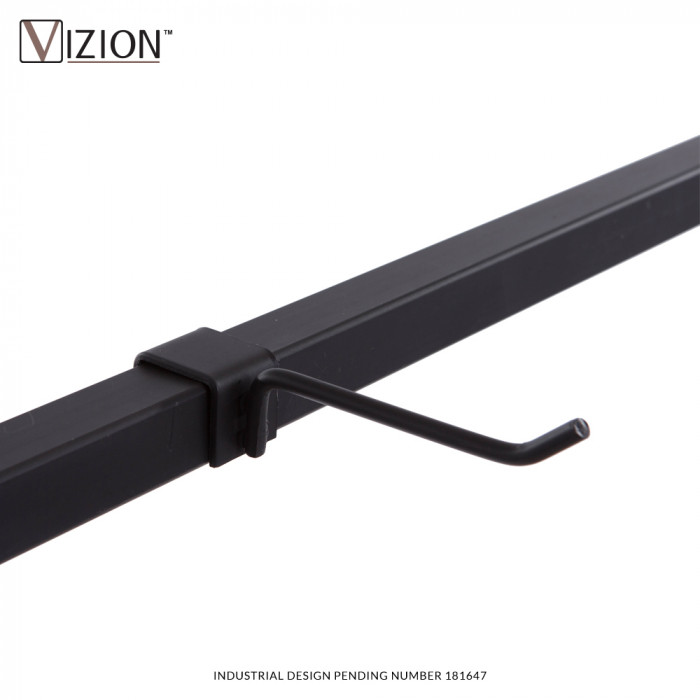 Wire hook 4'', 6'', 9'', 12'' Vizion