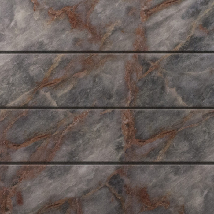 Slatwall decorative textured panels, Stone