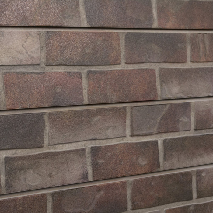 Slatwall decorative textured panels, Brick