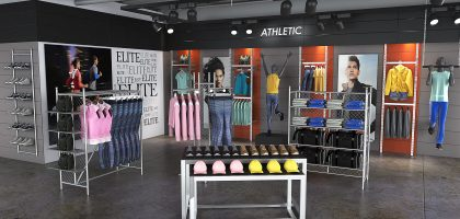 Sporting Goods and Apparel Store