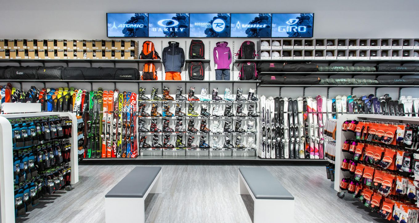 Sports Experts Store
