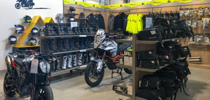 Boutique Touratech